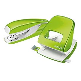 LEITZ® Bürolocher 5008 Wow, metallic-grün