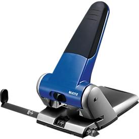 LEITZ® Extrastarker Registraturlocher 5180, blau