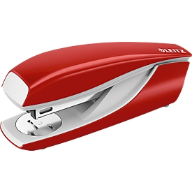 LEITZ® grapadora NeXXt serie 5502, metal, rojo