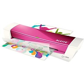 Leitz Laminiergerät iLAM Home Office A4, pink