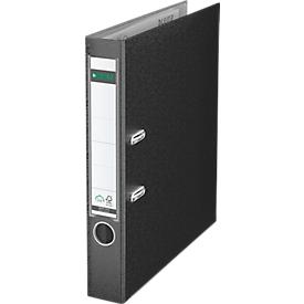 LEITZ® Ordner 1015, DIN A4, Rückenbreite 52 mm, schwarz