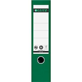 LEITZ® Ordner 1080, DIN A4, Rückenbreite 80 mm, grün
