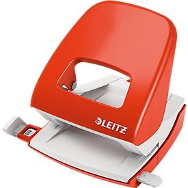 LEITZ® perforator NeXXt Series 5008, metaal, lichtrood