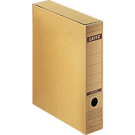 LEITZ® Premium archiefdozen 6084, met sluitstrip, rug van  70 mm, 10 stuks