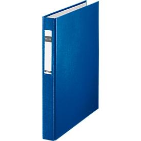 LEITZ® ringmap 4210, A4, 2-voudig ringmechanisme, rugbreedte 40 mm, 1 stuk, blauw