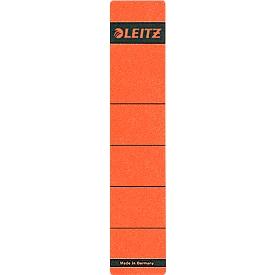 LEITZ® Rückenschild, Rückenbreite 50 mm, selbstklebend, 10 Stück, rot