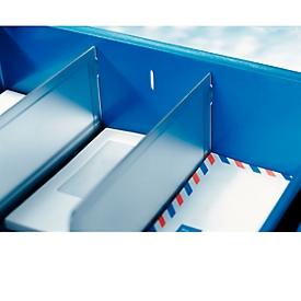 LEITZ® Scheidingswand, voor sorteerbak Sorty A4 liggend en Jumbo