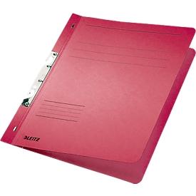 LEITZ® Schlitzhefter, DIN A4, 80 mm Schlitz, rot
