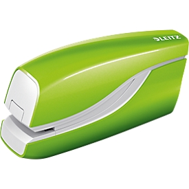 LEITZ® WOW Elektrisches Heftgerät, metallic-grün