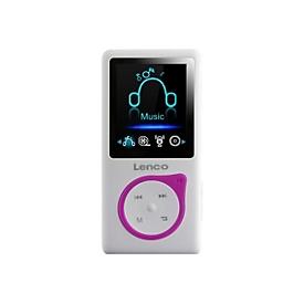 Lenco Xemio-668 - Digital Player - Flash-Speicherkarte