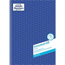 Libro de caja Avery Zweckform nº 426