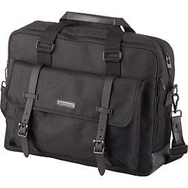 LIGHTPAK® laptoptas Twyx, voor 15 inch laptops, zwart