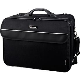 LIGHTPAK® notebooktas Corniche, voor 17 inch laptops