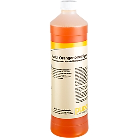 Limpiador universal de aceite de naranja, botella de 1 litro