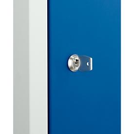 Llave principal/llave general EuroLocks 45A, para cilindro de palanca