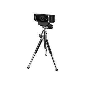 Logitech HD Pro Webcam C922 - Web-Kamera