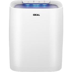 Luftreiniger IDEAL AP35, für Raumgrößen 25-45 m², B 430 x T 275 x H 514 mm, mit HEPA und Geruchsfilter