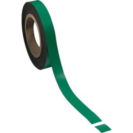 Magnetband, hellgrün, 20 x 10000 mm