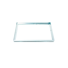 Marco angular de aluminio, 585 x 385mm