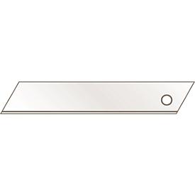 MARTOR piepschuimblad 79, 10 stuks, L 109,5 x B 17,9 mm, staal, materiaaldikte 0,5 mm