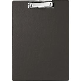 MAUL klembord, A4, karton/polypropeen, met ophangoog, zwart