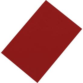 MAUL magneetbladen, beschrijfbaar, A4, rood