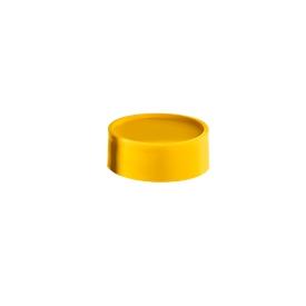 MAUL magneten,  Ø 30 mm, 10 stuks, geel