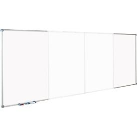 MAUL whiteboard, eindeloos, set met 2 basismodules, staand
