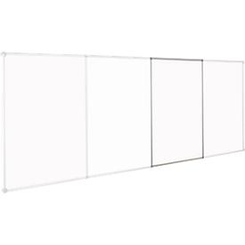MAUL whiteboard, eindeloos, uitbreidingsmodule, staand