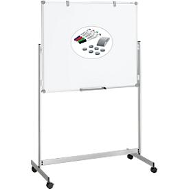 MAUL whiteboard SET, mobiel, 1000 x 1500 mm + toebehoren