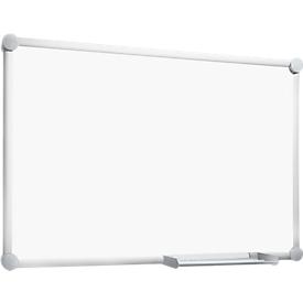 MAULpro Whiteboard 2000, alusilber, 600 x 450 mm