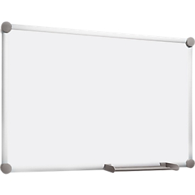 MAULpro Whiteboard 2000, platingrau, 600 x 450 mm