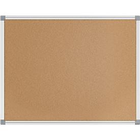 MAULstandard Pinboard Kork, 450 x 600 mm, Wandmontage