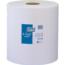Mehrzweck-Papierwischtuch TORK Advanced 415, unperforiert