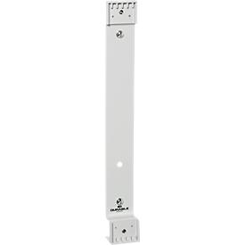 Metall-Wandhalter (ohne Tafeln) von DURABLE für 5 Tafeln