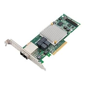 Microchip Adaptec 8885 - Speichercontroller (RAID) - SATA 6Gb/s / SAS 12Gb/s - PCIe 3.0 x8