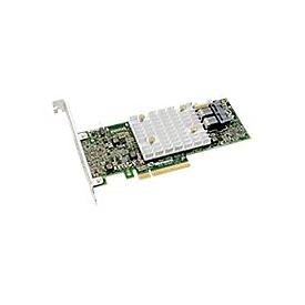 Microchip Adaptec SmartRAID 3102-8i - Speichercontroller (RAID) - SATA 6Gb/s / SAS 12Gb/s - PCIe 3.0 x8