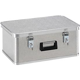 Mini-Box, Leichtmetall, ohne Stapelecken, 42 l