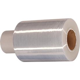 Minipelícula retráctil, grosor de la película 23 mic, transparente, 6 unidades