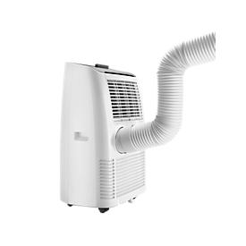 Mobiele airconditioner DéLonghi Comfort PAC EX100 Silent, lucht-lucht-systeem, tot 2,5 kW koelvermogen, max. 350 mm m³/h