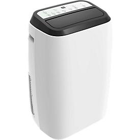 Mobiles Klimagerät KLARBACH CM80949we, Luftentfeuchtung, bis 2,5 kW Kühlleistung, max. 340 m³/h