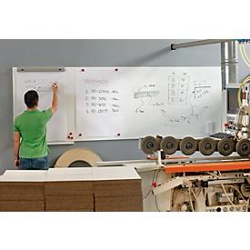 Modulares Whiteboardsystem Skin, 750 x 1150 mm