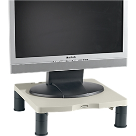 Monitor Ständer Standard, grau/anthrazit