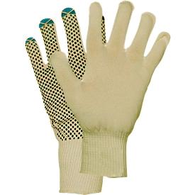 Montana fijn gebreide handschoen maat 9