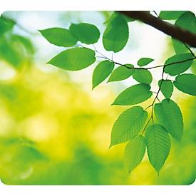 Mousepad Earth, Blätter