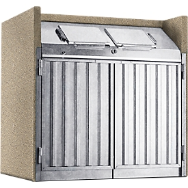 Müllcontainerbox EV plus 110.0