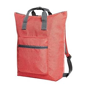 Multibag, Rot, Standard, Auswahl Werbeanbringung erforderlich