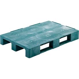 Multifunctionele pallets, groen, 5 stuks