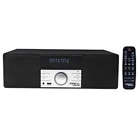 Musikcenter Fine Sound FS3, DAB+/UKW, je 30 Festsenderspeicher, CD/CD-R/CD-RW/CD-MP3, 2 x 8 W, Bluetooth/USB, Ladefunktion, Netzteil & Fernbedienung