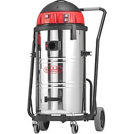 Nat- en droogzuiger EVO 440 INOX K, max. 10500 liter/minuut, 3 x 1200 watt, 73 l